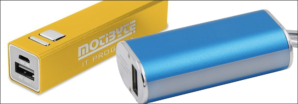 Customized Power Bank: Cheap and Best Promotional Product