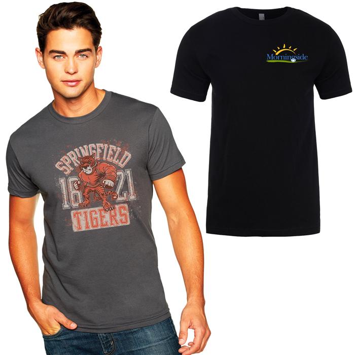 Custom Promotional T-Shirts & Personalized Logo T-Shirts No Minimum