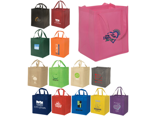 Promotional Shopping Bags with Logo