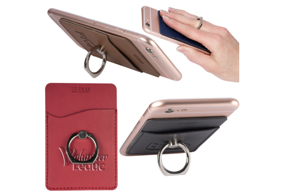 Tuscany™ Smartphone ID Card Holder